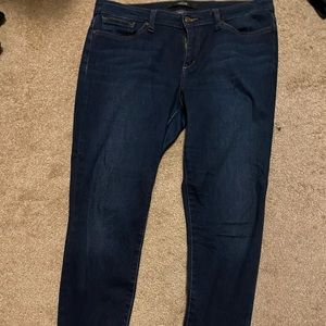 Joes Jeans skinny ankle jeans